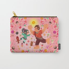 Sweet wall painting Carry-All Pouch