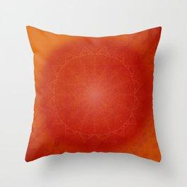 Muladhara Throw Pillow