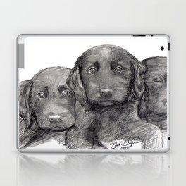 Black and White 10 Laptop & iPad Skin
