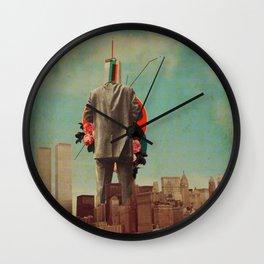Cervantes Wall Clock
