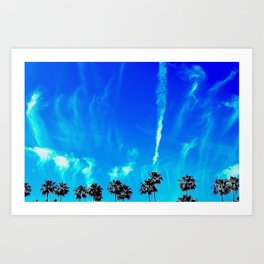 Vapors Art Print
