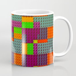 Structured colorplates ... Coffee Mug