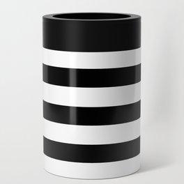 black stripes Can Cooler