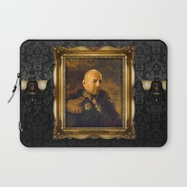 Bruce Willis - replaceface Laptop Sleeve