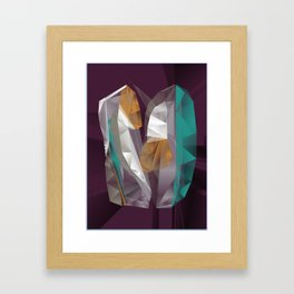 Vunerability Framed Art Print