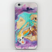 health iPhone & iPod Skins featuring Mental Health by Symbiosis