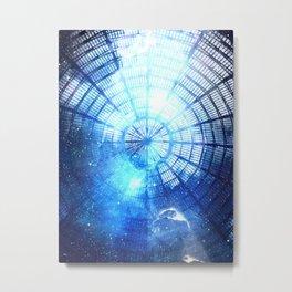 Skydome Metal Print