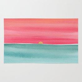 #83. ANNE MARIE - Sunset Rug