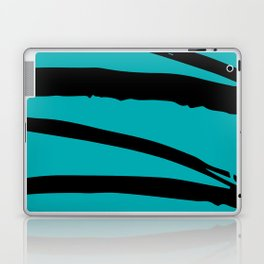 Scratch That Teal Laptop & iPad Skin