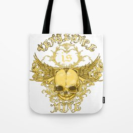 Vengeance is mine  Tote Bag