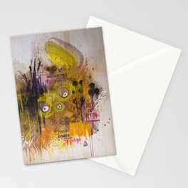 Mean Green Dual Action Minitiger Stationery Cards