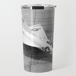 Convair XF-92A Travel Mug