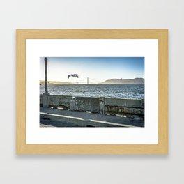 Broken and Beautiful Framed Art Print