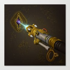Key To The Universe - Painting Canvas Print