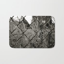 Fenced Bath Mat