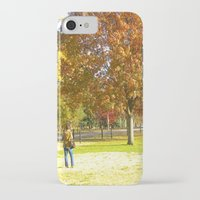 photographer iPhone & iPod Cases featuring Photographer by VicSal