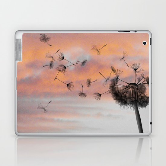 And the days went by Laptop & iPad Skin