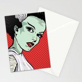 The Bride of Lichtenstein Stationery Cards