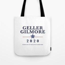 Geller Gilmore 2020 Tote Bag