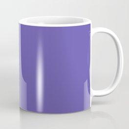 Simply Purple // Pantone 18-3940 TN Coffee Mug