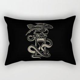 Hourglass Rectangular Pillow