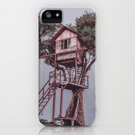 Treehouse - Baños, Ecuador iPhone Case