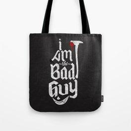 I, Villain Tote Bag