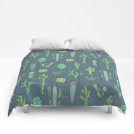 Cactus Pattern II Comforters