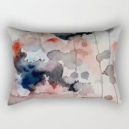 Colour Splat Rectangular Pillow