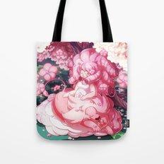 Steven Universe - Rose and Lion Tote Bag