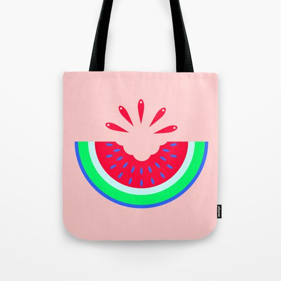 Super Fresh Watermelon Tote Bag