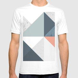 Modern Geometric 12 T-shirt