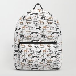 The Greyhound Backpack