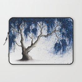 Blue Dream Tree Laptop Sleeve