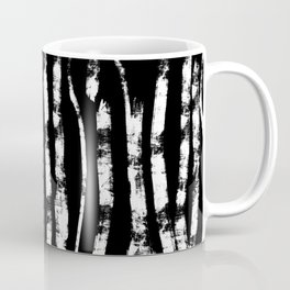 CURVY BIRCH TREE Coffee Mug