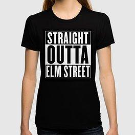 Straight Outta  Elm Street T-shirt