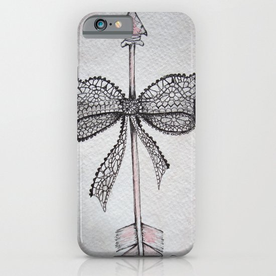 Bow and Arrow iPhone & iPod Case