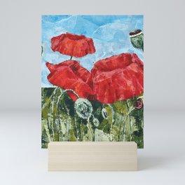 Side By Side Mini Art Print