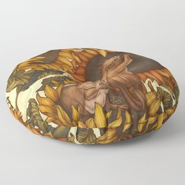 Autumn Floor Pillow