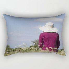 Summer II Rectangular Pillow