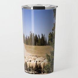 Colorado Country Road Travel Mug