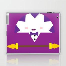 Peppermint League (Grape Juice) Laptop & iPad Skin