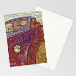 Oldsmobile Stationery Cards