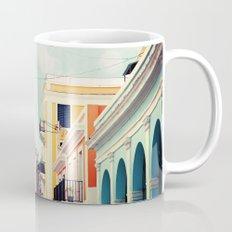 Colorful Buildings of Old San Juan, Puerto Rico Mug