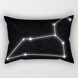 LEO (CONSTELLATION) Rectangular Pillow