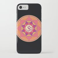 ohm iPhone & iPod Cases featuring Ohm by TypicalArtGuy