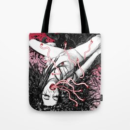 Wine At Pigalle Tote Bag