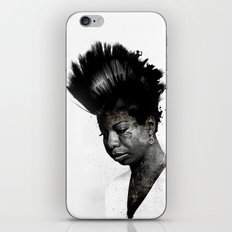 NINA'S NOT DEAD iPhone & iPod Skin