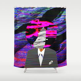 Bad Moon    Shower Curtain
