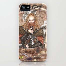 Son of Odin iPhone Case